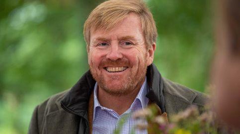 Guillermo, la clave es la barba: su nuevo aspecto triunfa en Holanda