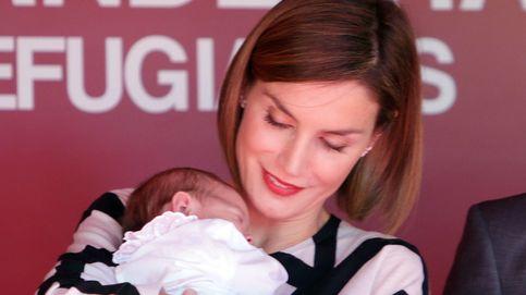La Reina Letizia deja las puertas abiertas a un tercer embarazo: De momento, no