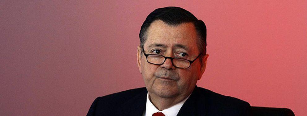 Foto: Alfredo Sáenz ganó 11,6 millones el año en que el Gobierno le indultó