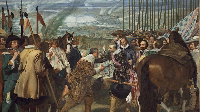 'La rendición de Breda', de Diego Velázquez.