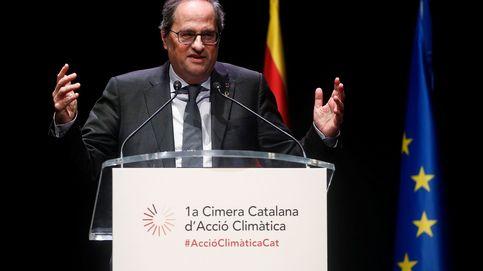 Torra amaga con dejar los Presupuestos de la Generalitat de ERC sin su aval