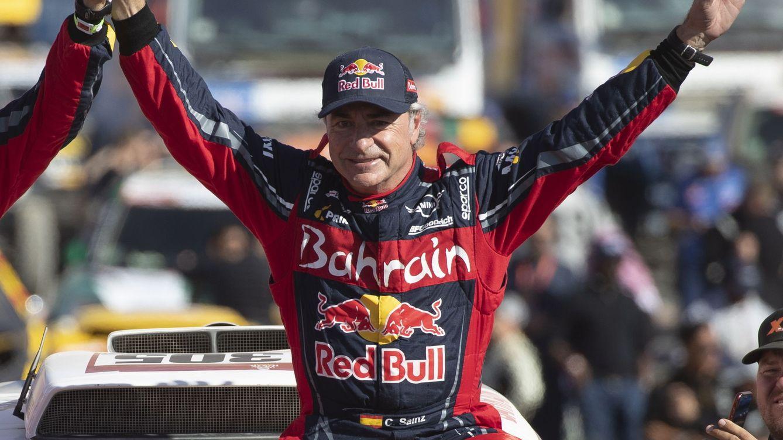 Carlos Sainz gana el Premio Influential a la trayectoria profesional