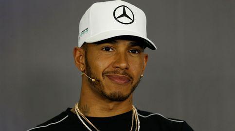 Cuando Hamilton cambia la fiesta de la F1 por la de Grecia; ¿En serio me abuchearon?