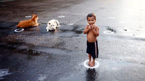 Vida diaria en Bangladés y doble arcoiris en Hungría: el día en fotos