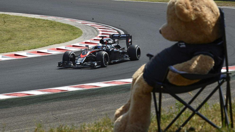 Alonso: A día de hoy, es el mejor coche que hemos tenido esta temporada