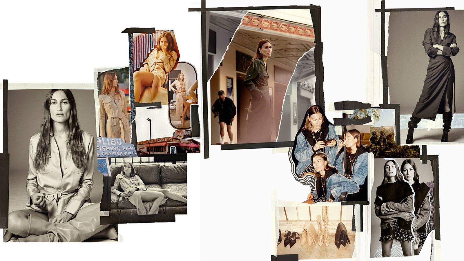 Foto: Zara ficha a las it girls italianas para protagonizar una sesión de fotos con los looks más rompedores del gigante textil. (Imágenes: Cortesía de Zara)