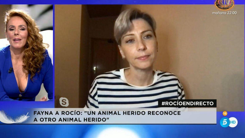 Fayna Bethencourt. (Mediaset)