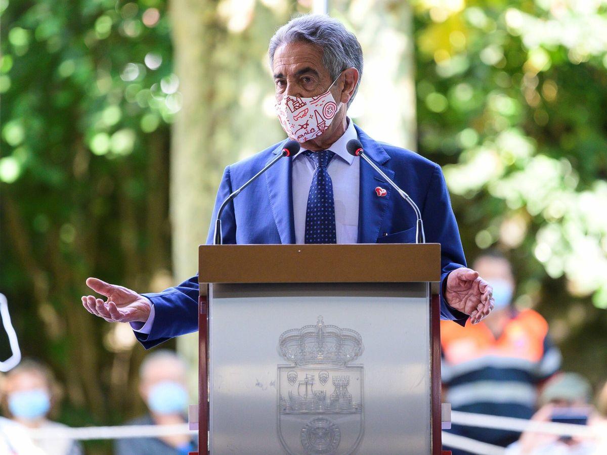 Foto: El presidente cántabro, Miguel Ángel Revilla. (EFE)