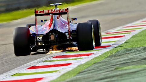 El ritmo animal de Sainz no bastó para que lograra ese punto que merecía