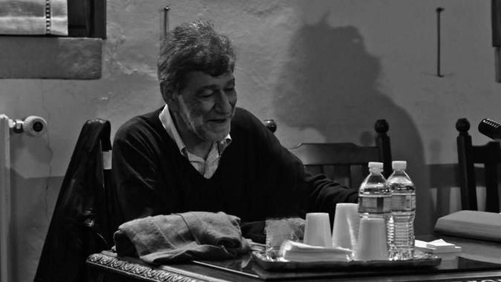 Foto: Luigi Zoja, en una conferencia.