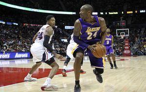 A Kobe sólo le queda su ego y emular a Jordan para aliviar su pena