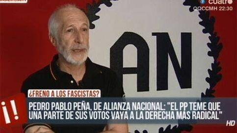 Detenido el líder del partido Alianza Nacional por enaltecer el nazismo e injuriar al Ejército