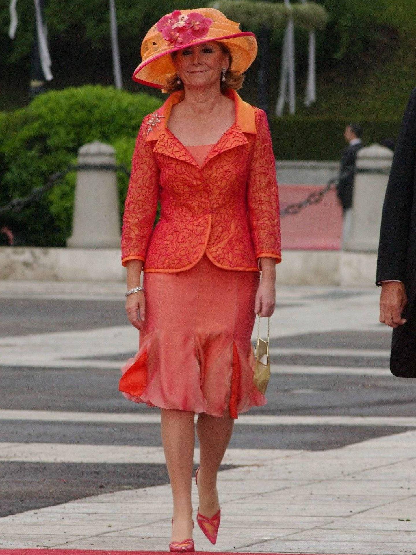 Esperanza Aguirre. (CP)