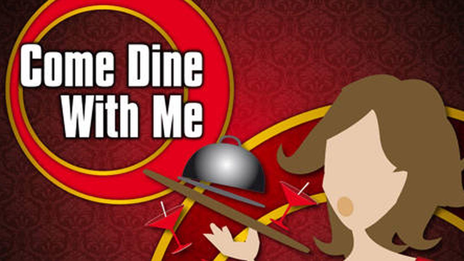Foto: Logotipo de 'Come Dine With Me', en la versión de BBC.