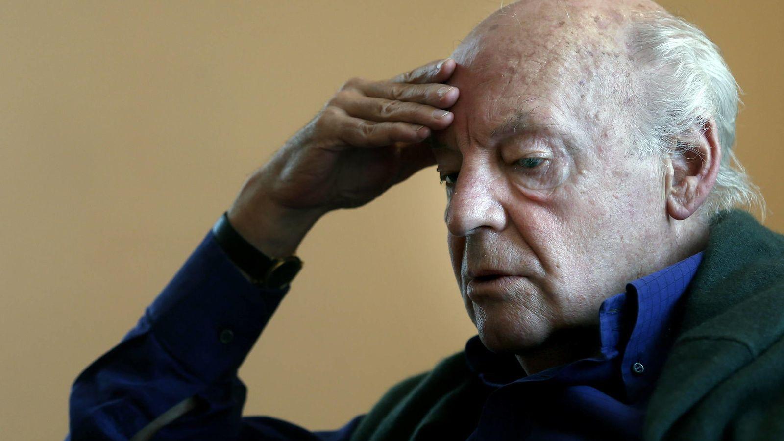 Foto: El escritor Eduardo Galeano (EFE)