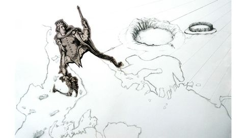 Drawing Room Madrid, la gran feria del dibujo contemporáneo