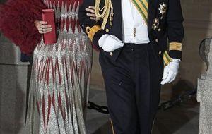 Invitados de postín a la cena de gala previa a la boda real de Luxemburgo