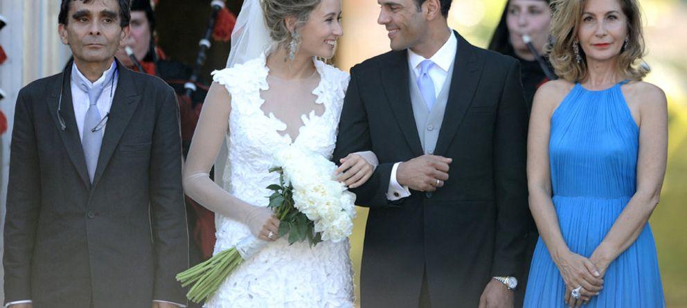 Adolfo dom nguez casa a su hija con el asesor comercial de for Adolfo dominguez hijas