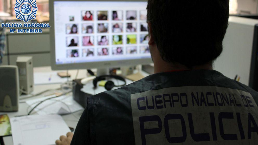 Desmantelada una de las mayores redes de pornografía infantil a través de WhatsApp