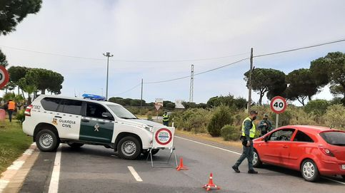 Dos muertos y cinco heridos al saltarse un turismo un 'stop' en La Antigua (León)