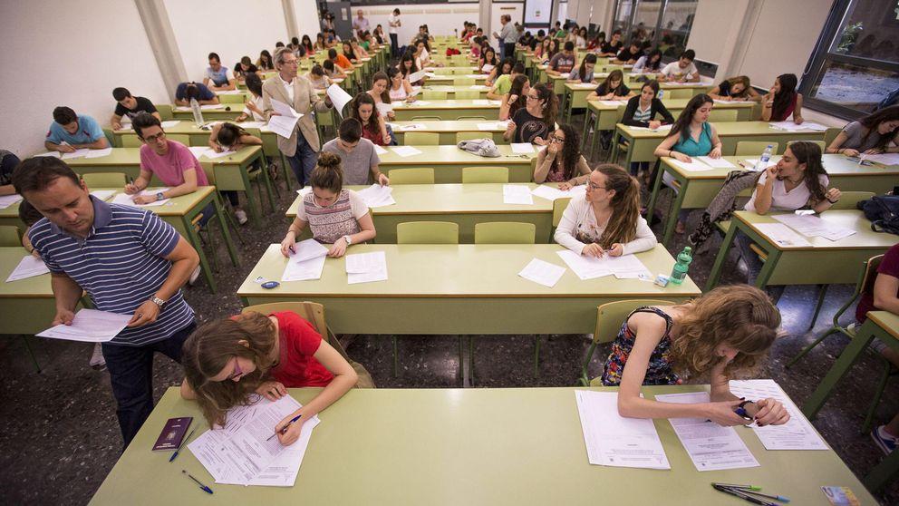 ¿En qué se diferencian los exámenes de la reválida española y la inglesa?