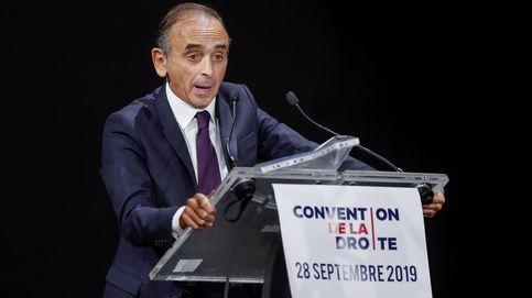 El filósofo del supremacismo francés agita el 'prime time': Tenéis razón para tener miedo