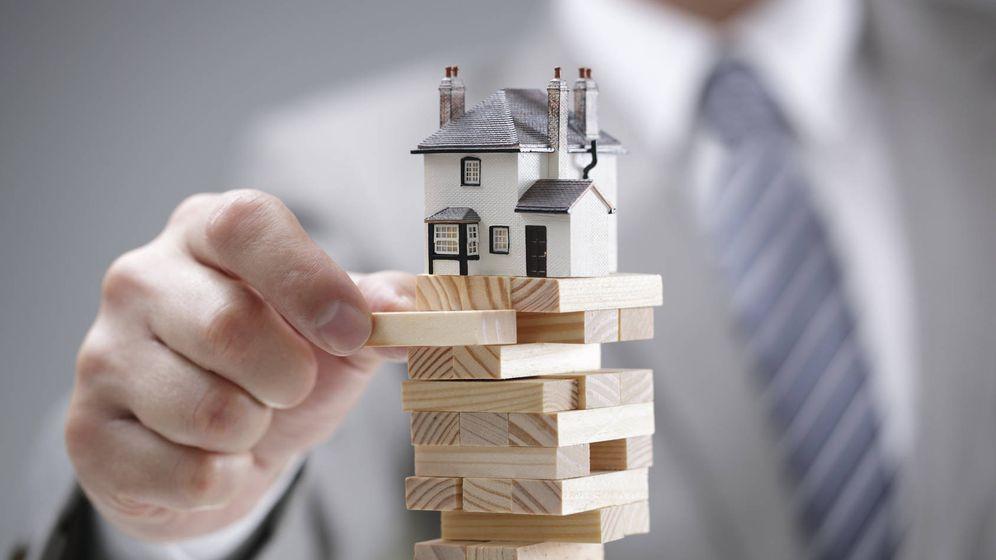Foto: ¿Puede perder mi padre el usufructo de mi vivienda por deudas con el banco? (iStockphoto)