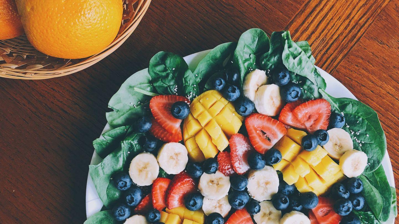 Alimentos con menos de 50 calorías. (Rebecca Hansen para Unsplash)