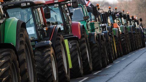 Protesta de agricultores en Berlín