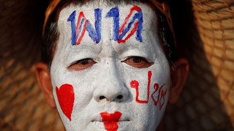 Campaña electoral del partido tailandés  Pheu Thai