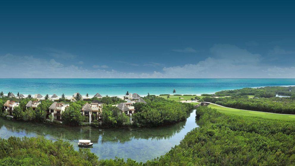 OHL vende los hoteles de Mayakoba, su resort de lujo, a cambio de 218 millones