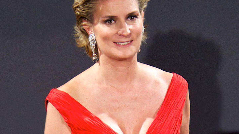 María Zurita, en una imagen de archivo.(Getty)