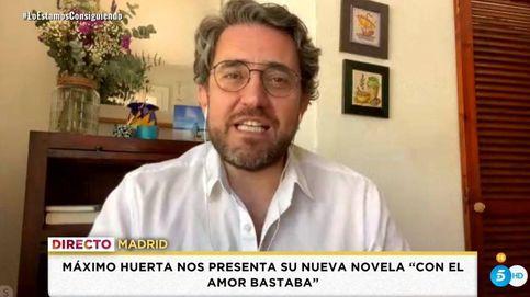 'Socialité' | María Patiño 'tira de la lengua' a Máximo Huerta sobre su salida de TVE
