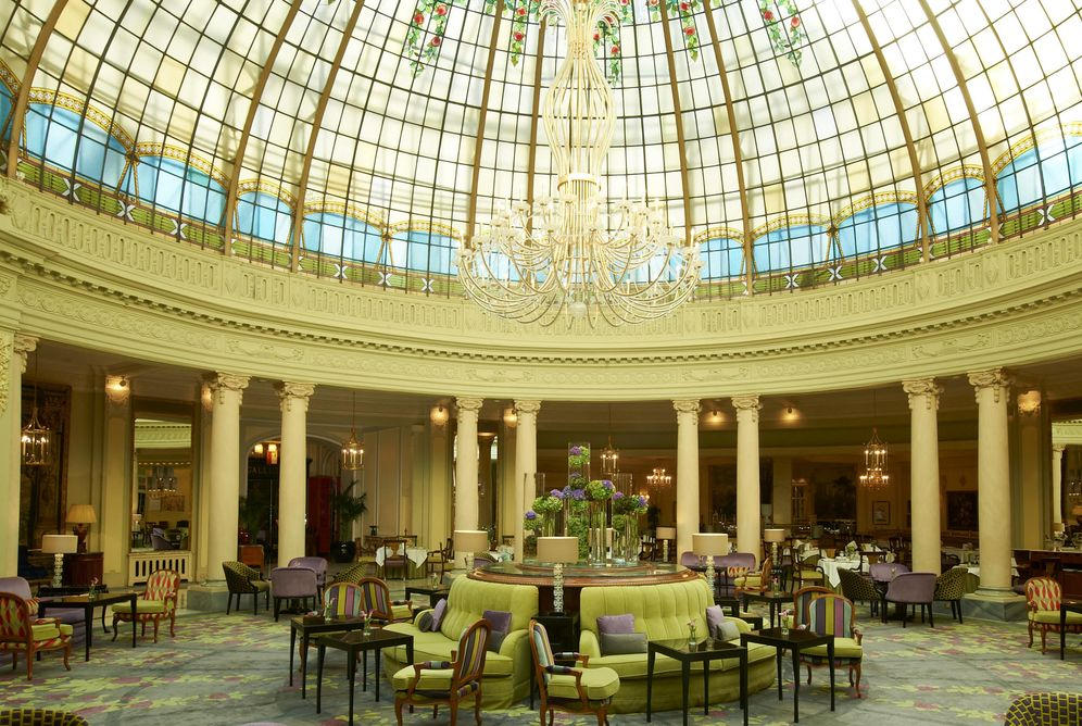 Foto: La Rotonda. Hotel Westin Palace