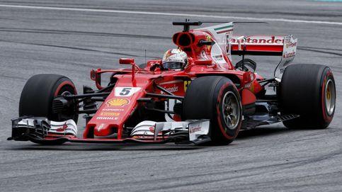 Ferrari y Vettel se pegan un tiro en el pie  para el título con un disparo del turbo