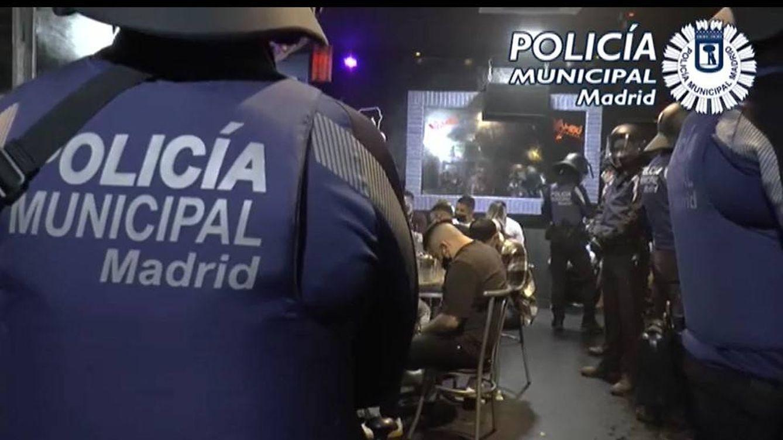 La Policía intervino en 414 fiestas ilegales este fin de semana en Madrid, 38 en pisos turísticos