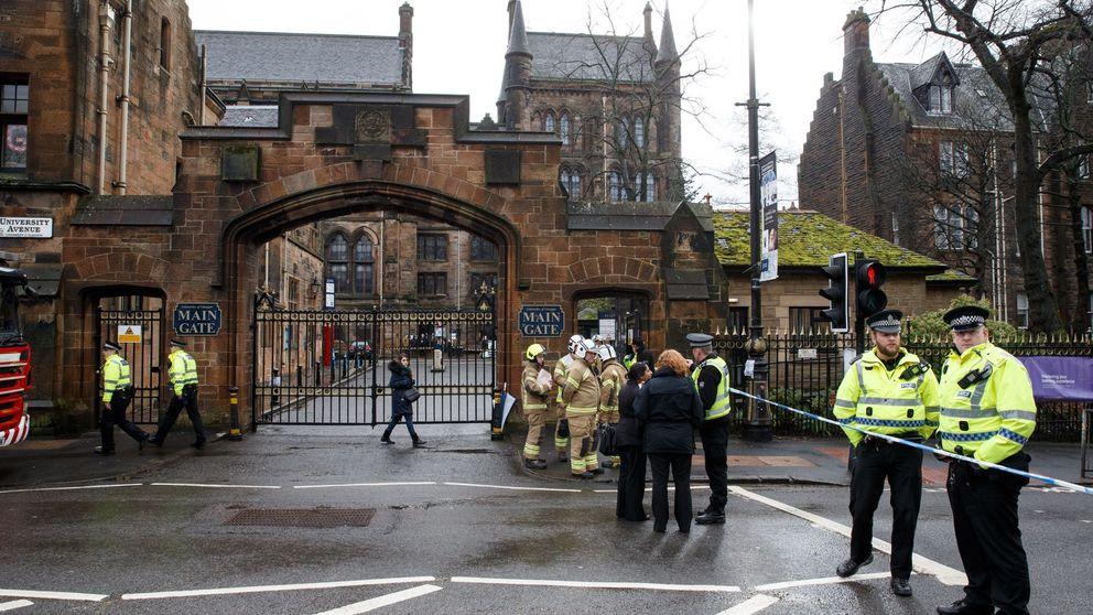 Encuentran otro paquete bomba en la Universidad de Glasgow