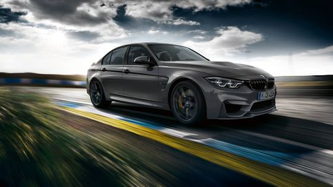 BMW M3 CS, una berlina de carreras en edición limitada