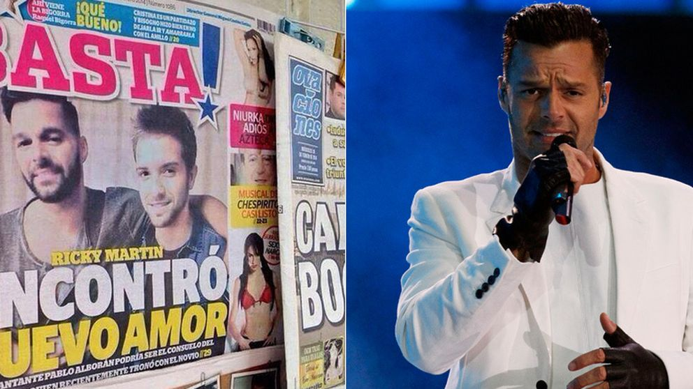 Ricky Martin y Pablo Alborán, nueva 'pareja' musical