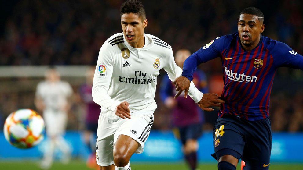 La 'bombita' de Varane al Real Madrid y su enfado porque no está valorado