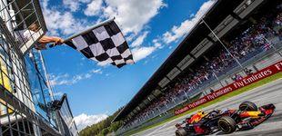 Post de El 'milagro' de Verstappen o cómo Red Bull alucinó con sus malabares para llegar a meta