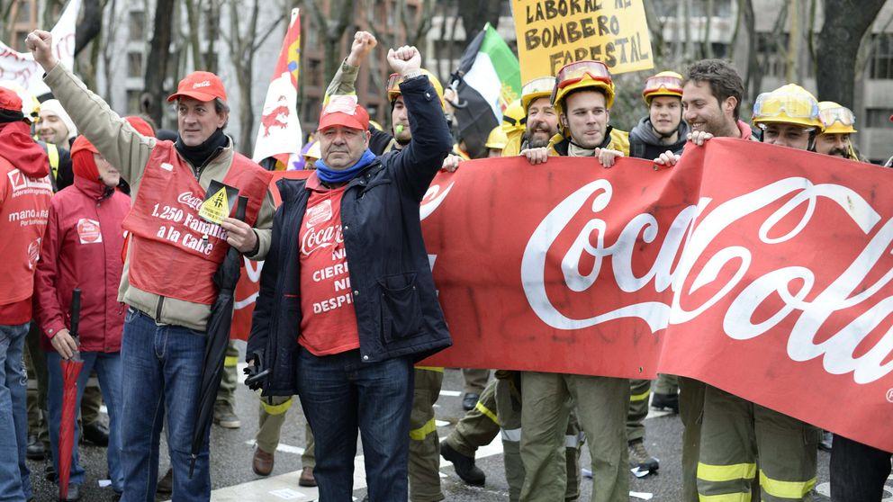 La fábrica de Coca-Cola de Fuenlabrada reabrirá sus puertas este lunes
