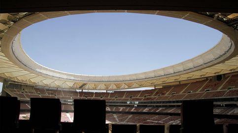 El Wanda Metropolitano avanza para estar preparado para su estreno