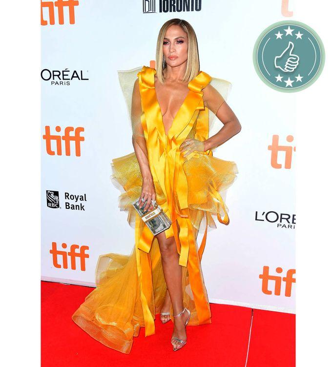 Jennifer Lopez. (Getty)