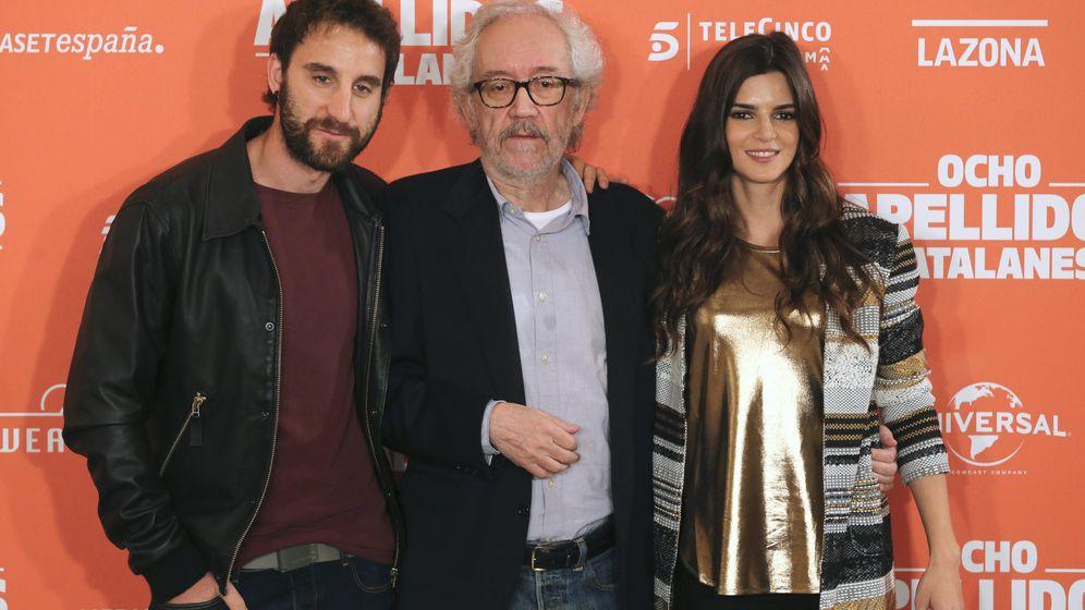 Foto: Presentación de la comedia ocho apellidos catalanes
