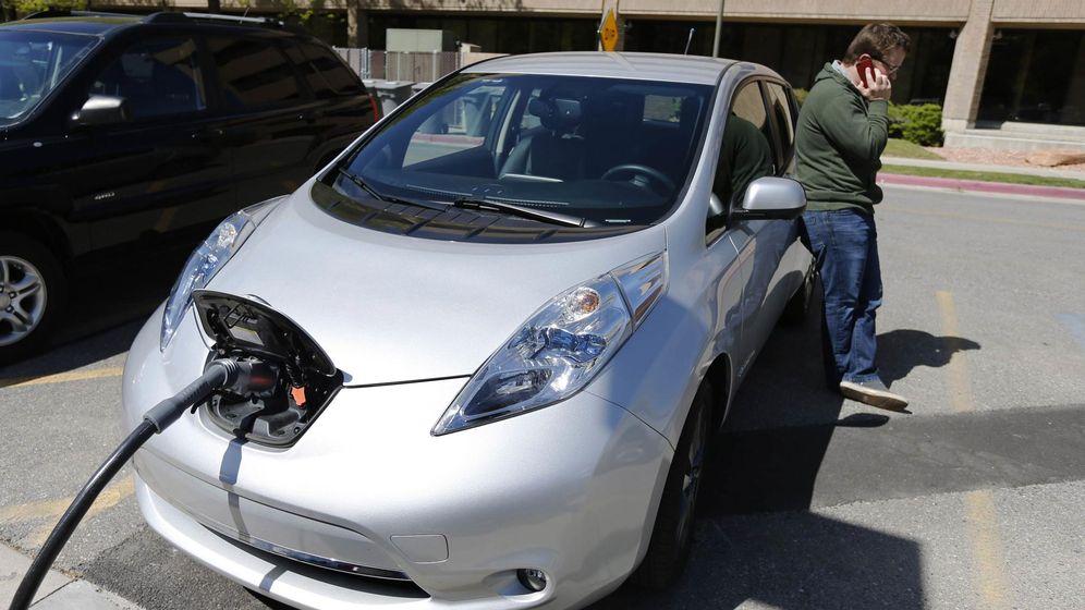 Foto: El Nissan Leaf consume unos 2,85 euros en electricidad cada 100 kilómetros. (Reuters)