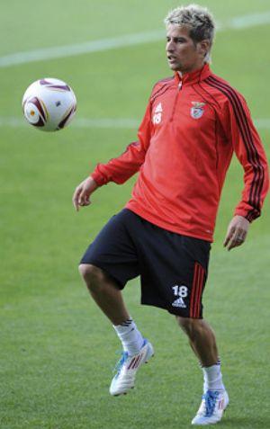 El Benfica expedienta a Fabio Coentrao por conceder una entrevista sin permiso
