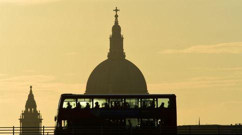 Viajeros en Londres