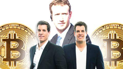 Bitcoin hace de oro a los gemelos de Facebook: una fortuna de 1.000 M