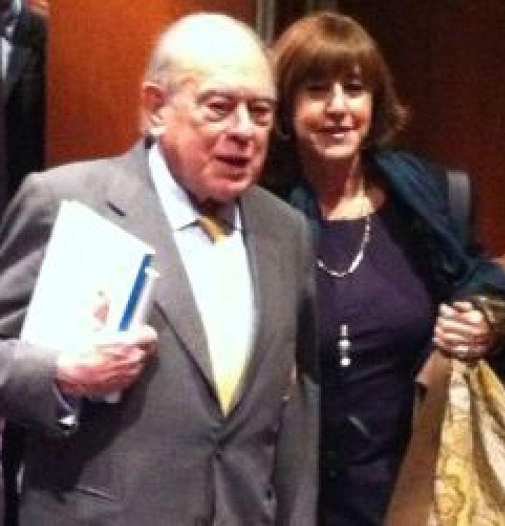 Foto: La secretaria de Jordi Pujol, la persona más influyente de Cataluña, cuelga los guantes